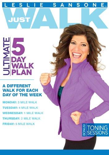 Leslie Sansone: Ultimate 5 Day Walk Plan