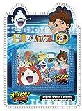 Yo-Kai Watch Kids - Juego de Reloj Digital y Cartera (25 cm), Multicolor