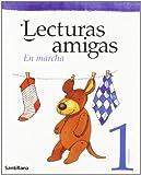 En marcha, lecturas amigas, 1 Educación PriMaría - 9788429484540