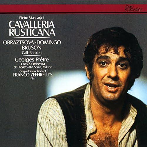 Plácido Domingo, Elena Obraztsova, Georges Prêtre & Orchestra del Teatro alla Scala di Milano