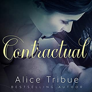 Contractual audiobook cover art