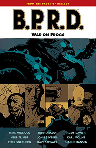 B.P.R.D. Volume 12: War on Frogs (B.P.R.D Graphic Novel) (English Edition)