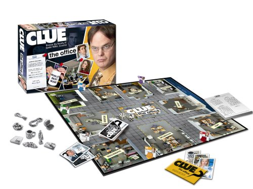 The Office Clue Edition