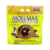 2. Bonide (BND692150) - Molemax Mole & Vole Burrowing Animal Repellent, Rodent Repellent Granules (10 lb.)