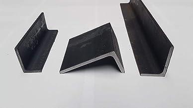 L = 500-2000mm S235JR EN 10056 500mm Winkelstahl Winkeleisen Winkelprofil Winkel 60x60x8 mm