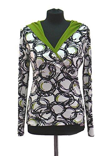Schnittquelle Damen-Schnittmuster: Shirt Kalmar (Gr.42) - Einzelgrößenschnittmuster verfügbar von 36 - 52