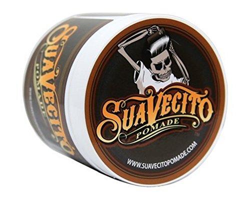 Suavecito Pomade Original Hold, 4 oz, Firme (Strong) 113 g