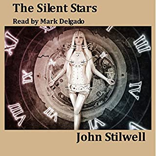 The Silent Stars audiobook cover art