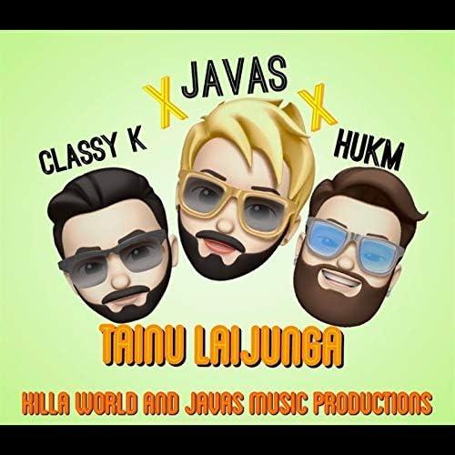 Javas, HUKM & Classy K