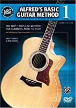 Alfred's Basic Guitar Method, Bk 1: The Most Popular Method for Learning How to Play, DVD (Alfred's Basic Guitar Library, ...