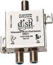 Dish Network Model SW21 Multi-Dish Switch
