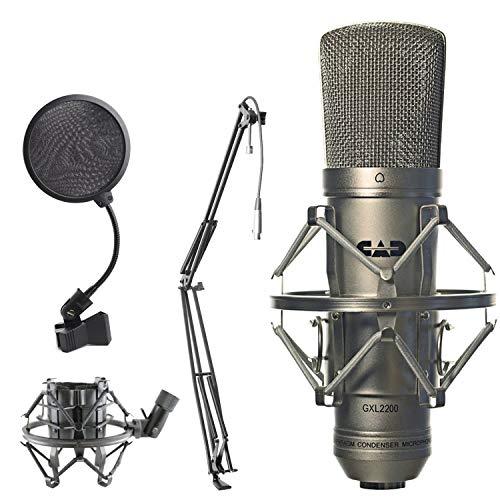 CAD Audio GXL-2200 Cardioid Condenser Microphone