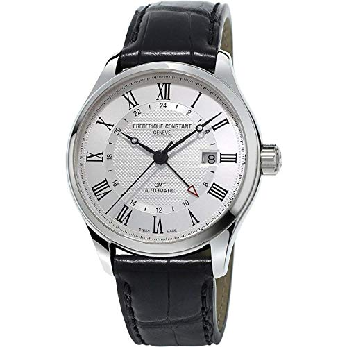 Frederique Constant Classics Automatic Movement Silver Dial Men's Watch FC-350MC5B6