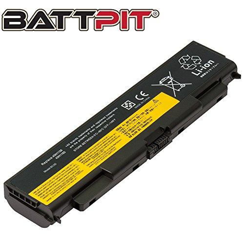 BattPit Laptop Battery for Lenovo 0C52863 0C52864 45N1145 45N1147 45N1148 45N1149 45N1151 45N1153 45N1158 45N1159 ThinkPad T440p T540p L440 L540 W540 W541 - High Performance [6-Cell/4400mAh/48Wh]