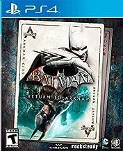 batman arkham asylum ps4