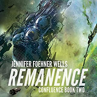 Remanence audiobook cover art