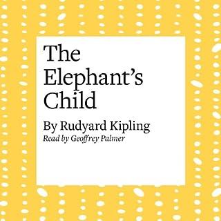 The Elephant's Child audiobook cover art