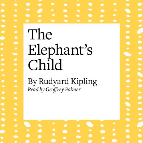 The Elephant's Child copertina