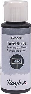 Rayher Pizarra Color Negro, Botella 59 ml, Multicolor