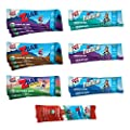 Clif Kid - Organic Granola Bars – Variety Pack - Organic - Non-GMO - Lunch Box Snacks (1.27 Ounce Energy Bars, 16 Count) Assortment May Vary