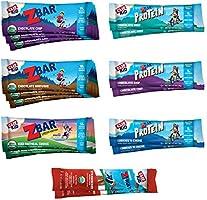 Clif Kid - Organic Granola Bars – Variety Pack - Gluten Free - Organic - Non-GMO - Lunch Box Snacks (1.27 Ounce Energy...