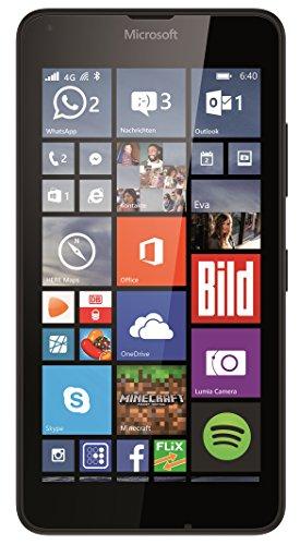 Microsoft Lumia 640 LTE - Smartphone lib...
