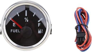 190ohm Signal 52/mm avec r/étro/éclairage 12//24/V Jauge de niveau de carburant au m/ètre 0