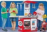 JT-Lizenzen Molto Spielkche Kinderkche Cook`n Play 36-tlg. Zubehr Licht- und Soundeffekte
