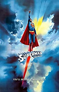 Best superman christopher reeve poster Reviews