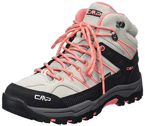 CMP – F.lli Campagnolo Kids Rigel Mid Trekking Shoe WP, Botas de...