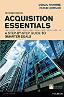 Acquisition Essentials, 2nd Edition Front Cover