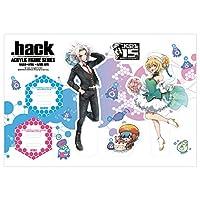 『.hack』シリーズ15周年記念 アクリルフィギュアシリーズ 全3種 ハセヲ&アトリ ver.