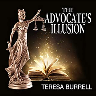 The Advocate's Illusion audiobook cover art