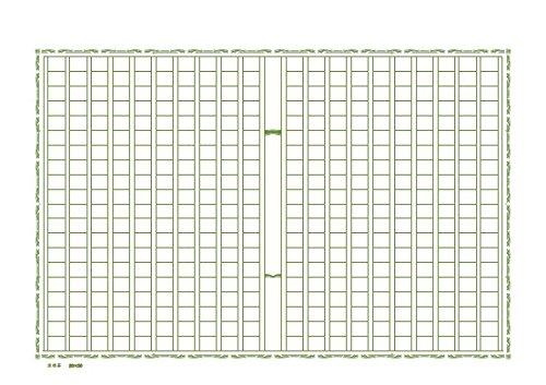 あたぼうステーショナリー 飾り原稿用紙 A4 (鋼導管)
