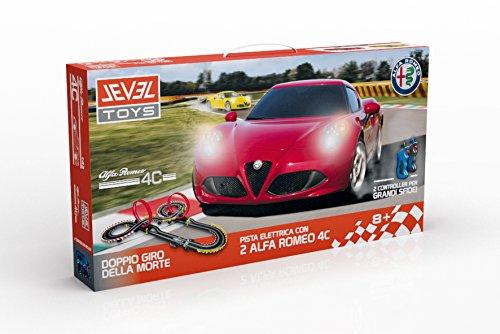 Level Toys LVT12102 - Pista Elettrica Giro della Morte