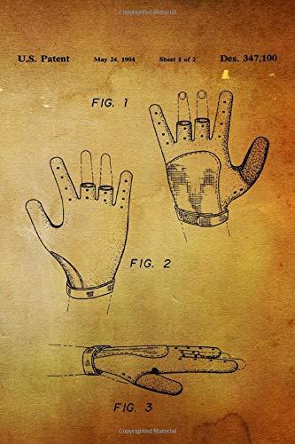 Bowling Gloves Patent:Score Log Book: score sheets notebook. (Big Balls, Band 0)