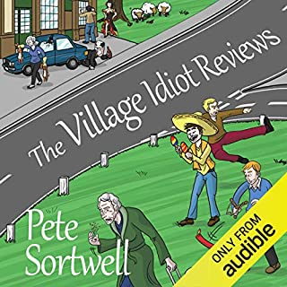 The Village Idiot Reviews audiobook cover art