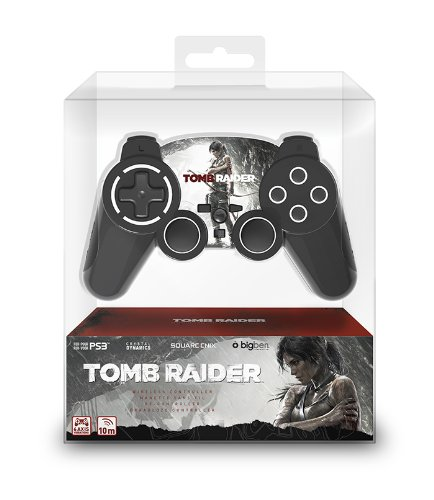 BigBen Interactive BB313468 Wireless Controller Tomb Raider Gamepad