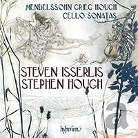 Grieg/Houh/Mendelssohn: Cello