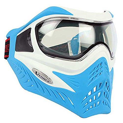 G.I. Sportz Paintball Maske VForce Grill Thermal Limited, White On Blue, 63835