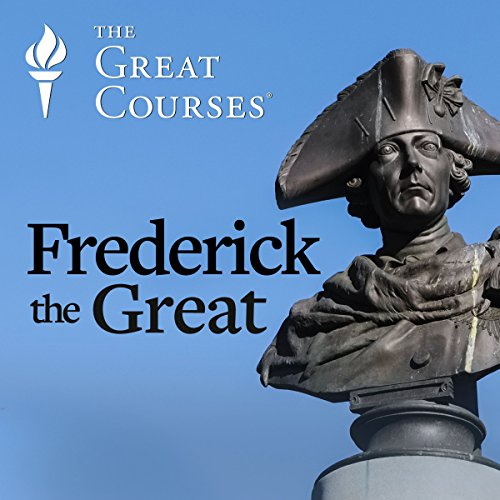 Frederick the Great audiobook cover art