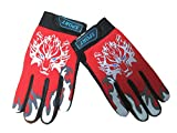 Bike Cycling Gloves for Children Full Finger Non-slip Breathable Kids Gloves Warm Sport