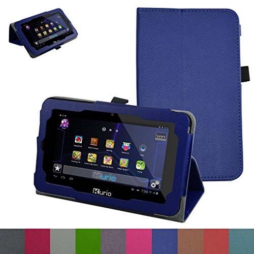 Kurio Xtreme 2 Schutzhülle für 17,8 cm (7 Zoll) Kurio Xtreme 2 Kinder-Tablet aus PU-Leder
