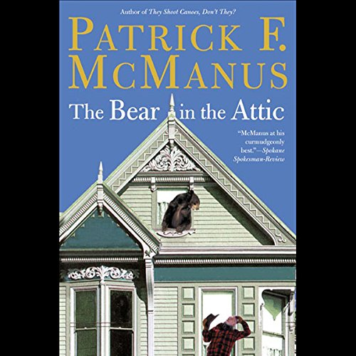 The Bear in the Attic audiobook cover art