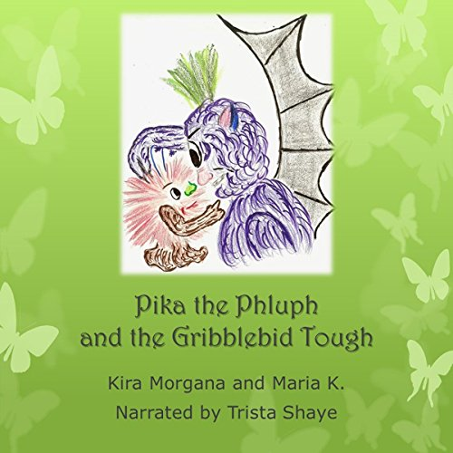 Pika the Phluph and the Gribblebid Tough cover art