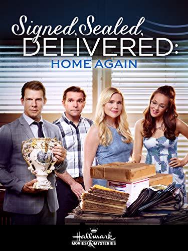 Signed, Sealed, Delivered: Home Again