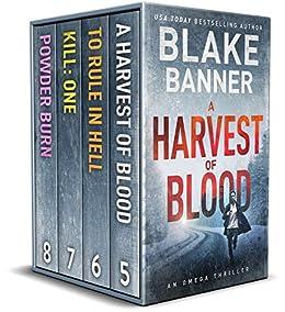 The Omega Series: Books 5-8 (Omega Series Box Set Book 2) by [Blake Banner]