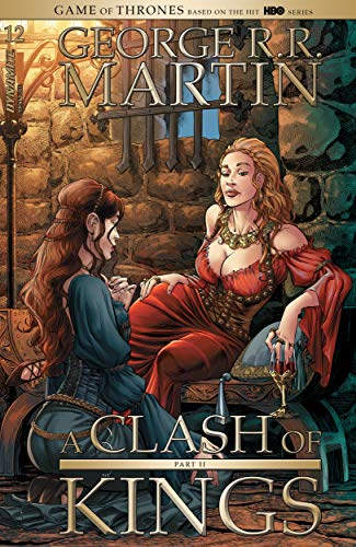 George R.R. Martin's A Clash of Kings: The Comic Book Vol. 2 #12 (English Edition)