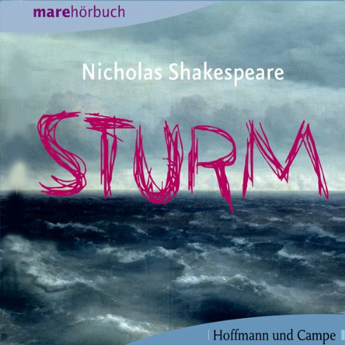 Sturm audiobook cover art