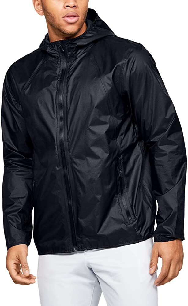 Under Armour Men's Portland Mall Jacket 2021 new Rain Impasse